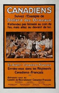 Canada : En avant les Canadiens Français!