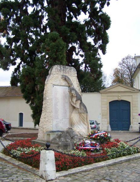 Montfort La Maury dans les Yvelines