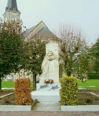 Andechy dans  la Somme.
