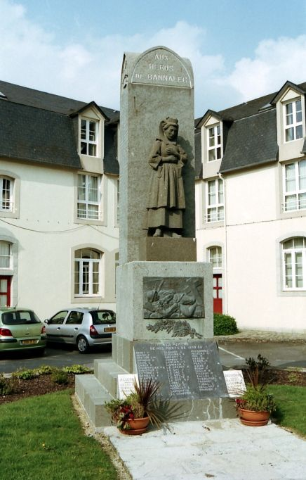 Bannalec en Bretagne