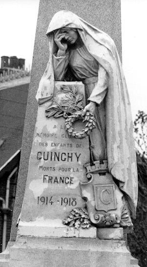 Cuinchy dans le Pas de Calais.