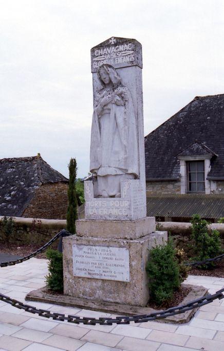 Chavagnac en Dordogne