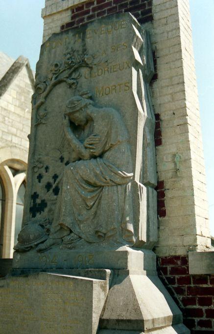 Pont-l'Evêque dans l'Oise