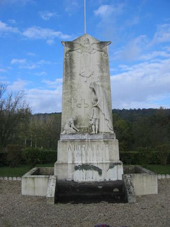 Saint Erme dans l'Aisne