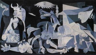 Espagne : Guernica