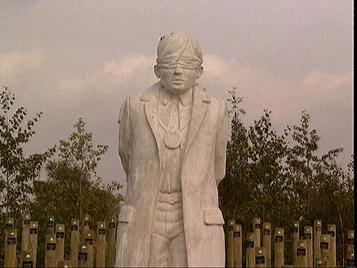 Grande Bretagne : Monument en mémoire des fusillés pour l'exemple 2