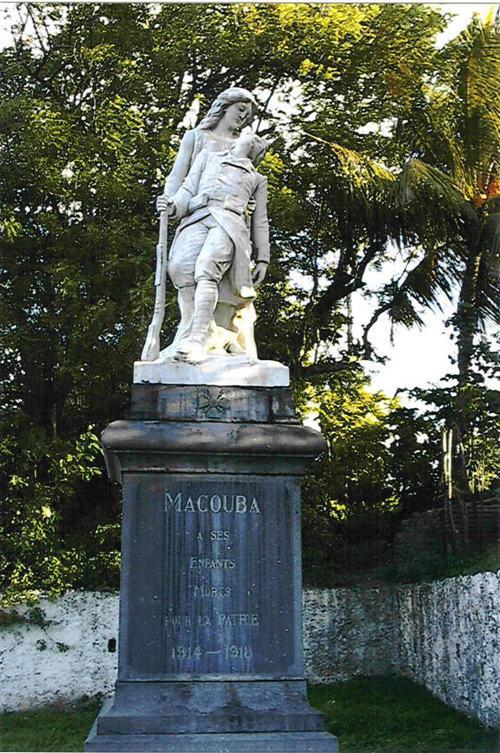 Macouba en Martinique